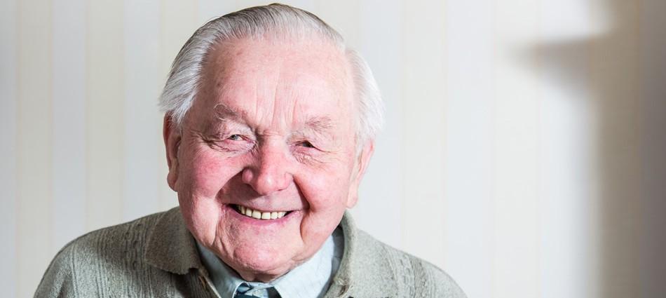 Portret van mijn opa